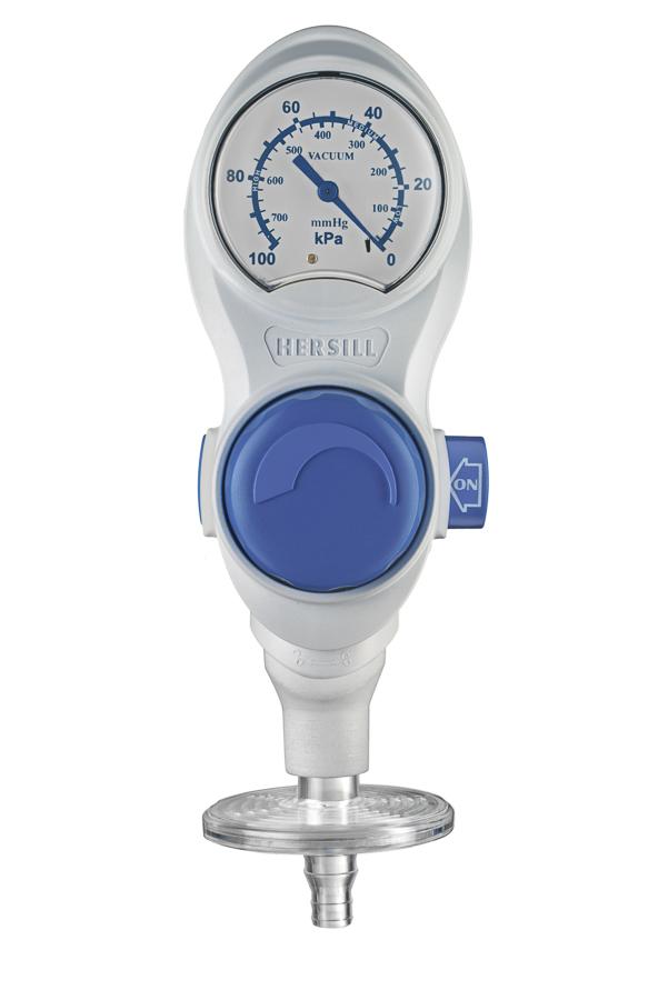 Vacuorregulador Vacusill 2HV HERSILL